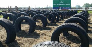 soybean oil tires