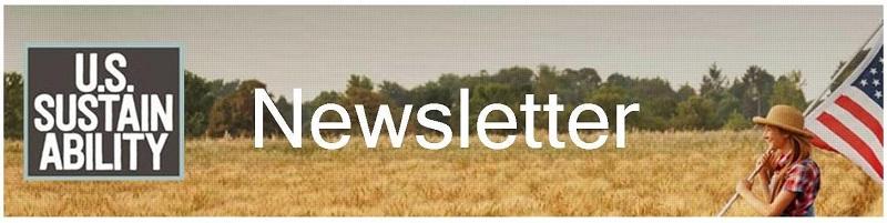 Sustainability Newsletter