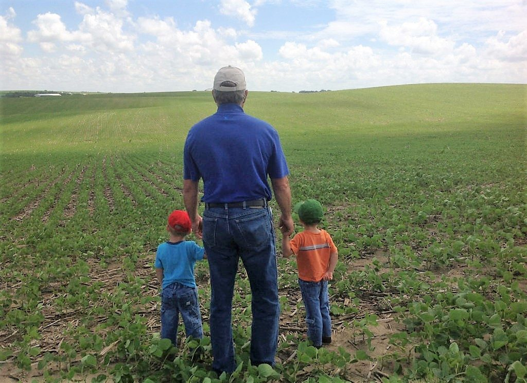 farming generation sustainability in agriculture